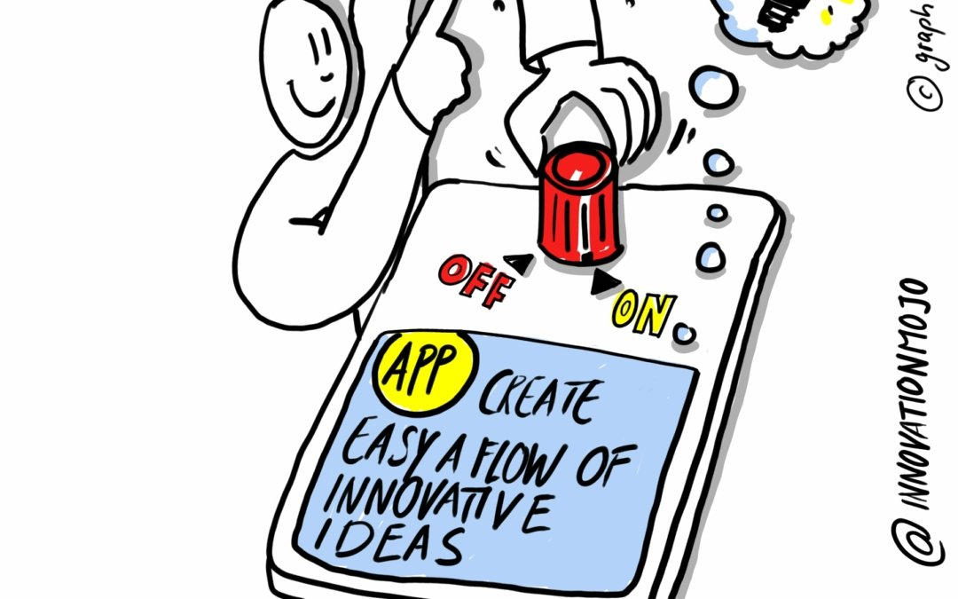 The Innovation Tap – A look at Managing Ideation Processes